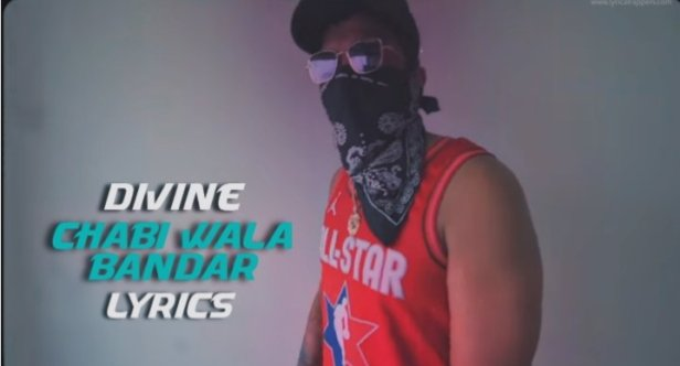 Chabi Wala Bandar Lyrics | Divine