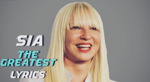The Greatest Lyrics |Sia