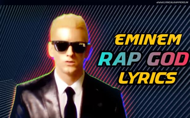 Rap God Lyrics | Eminem