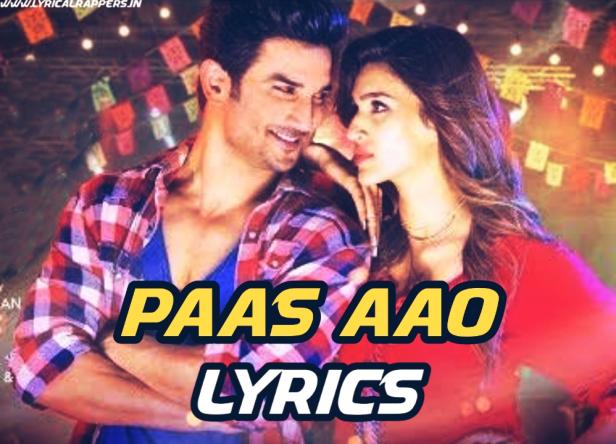 Paas Aao Lyrics|Armaan Malik